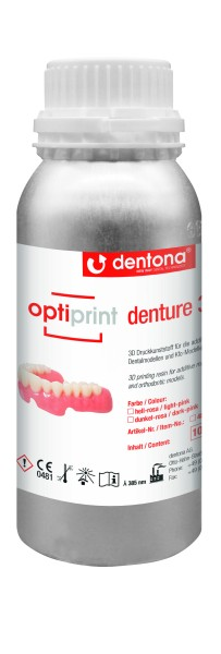 optiprint denture