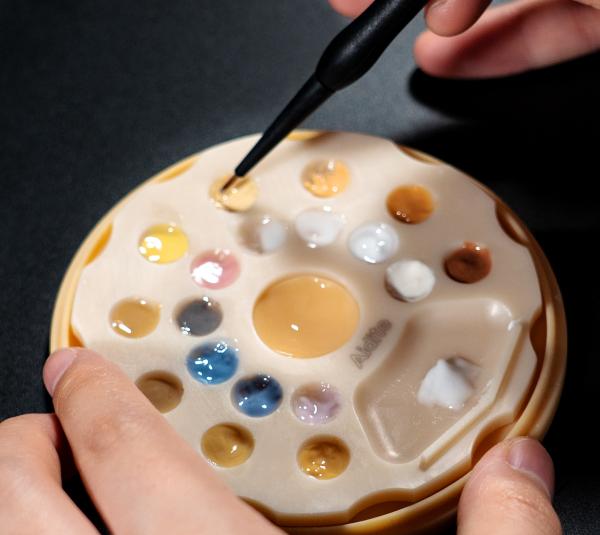 optimill 3D Colour Plates